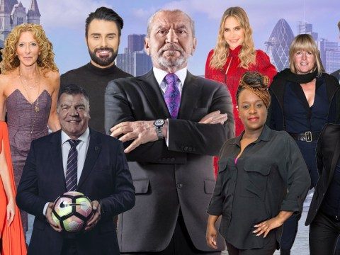 Rylan Clark-Neal, Amanda Holden and Ayda Williams lead Celebrity Apprentice line-up