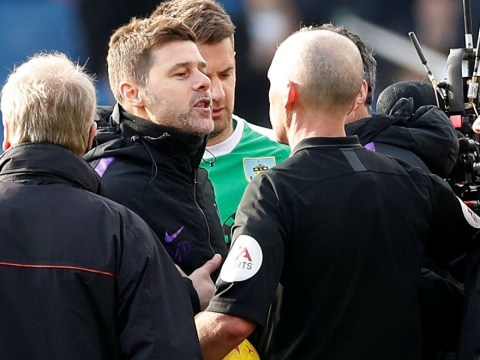 Mauricio Pochettino apologises to Mike Dean after referee axed from Chelsea v Tottenham