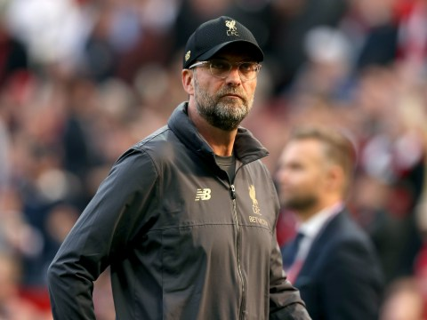 Liverpool manager Jurgen Klopp fuming with Jordan Henderson and Sadio Mane after Man Utd draw