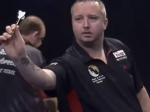 Ritchie Edhouse becomes third player to hit nine-darter but lose the match over Pro Tour weekend