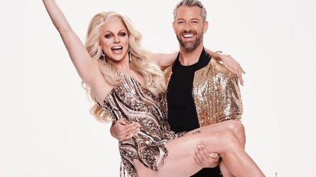 6646861 Headline: Dancing with the Stars' 2019 lineup is CONFIRMED as drag star Courtney Act joins Michelle Bridges and Cassandra Thorburn for the new series