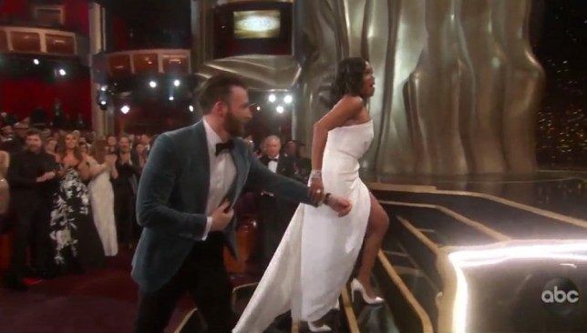 Oscars 2019 Picture: ABC Live METROGRAB