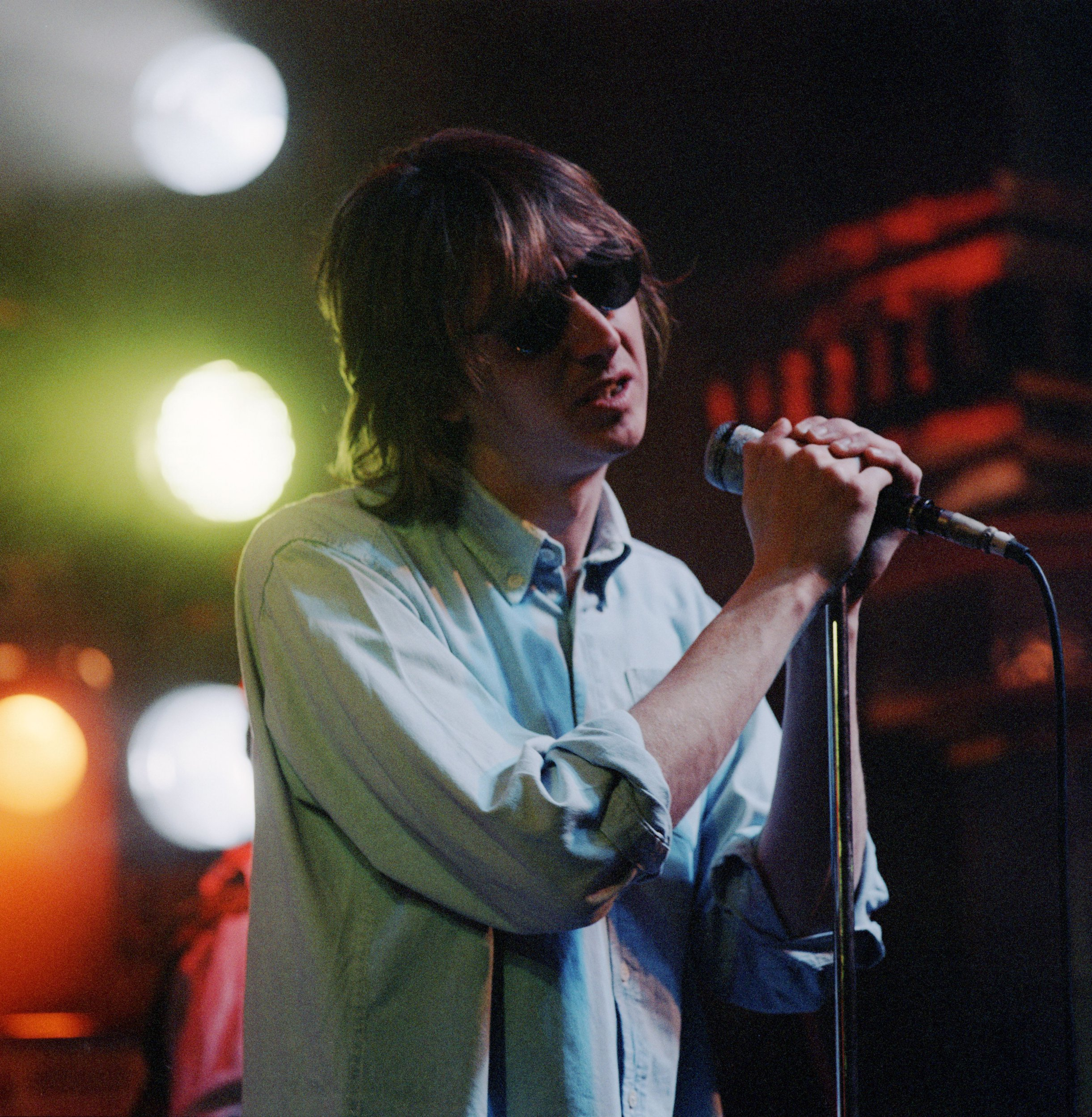 Mark Hollis, lead singer of 80s band Talk Talk