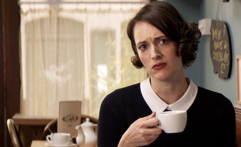 Phoebe Waller Bridge reacts to Olivia Colman Oscar win Providers: BBC/Amazon Source: https://www.imdb.com/title/tt5687612/