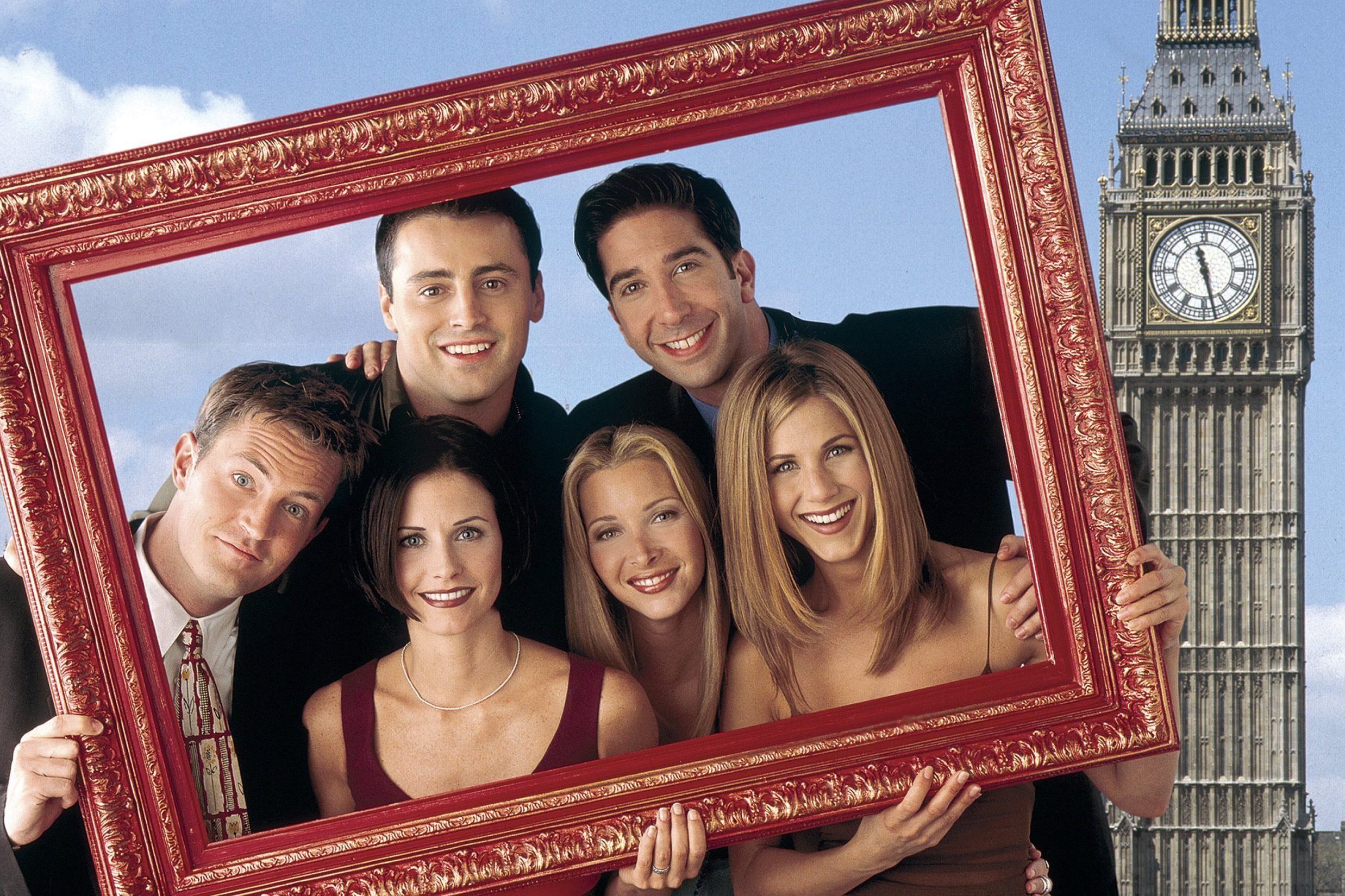 How to get tickets to Friends The Musical in the UK