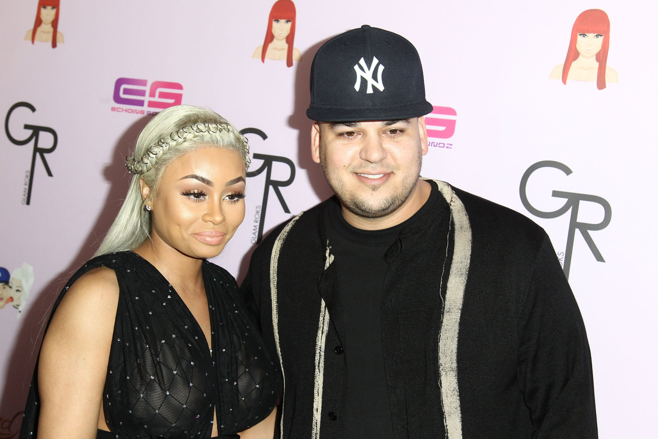 Rob Kardashian and ex Blac Chyna come to 50/50 custody agreement over daughter Dream