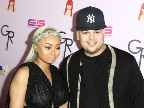 Rob Kardashian and Blac Chyna are not in a custody battle over daughter Dream