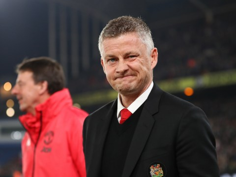 Manchester United win eight consecutive away matches for first time with victory over Crystal Palace