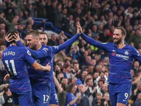 Pedro insists Chelsea squad united after Maurizio Sarri makes example of Kepa Arrizabalaga