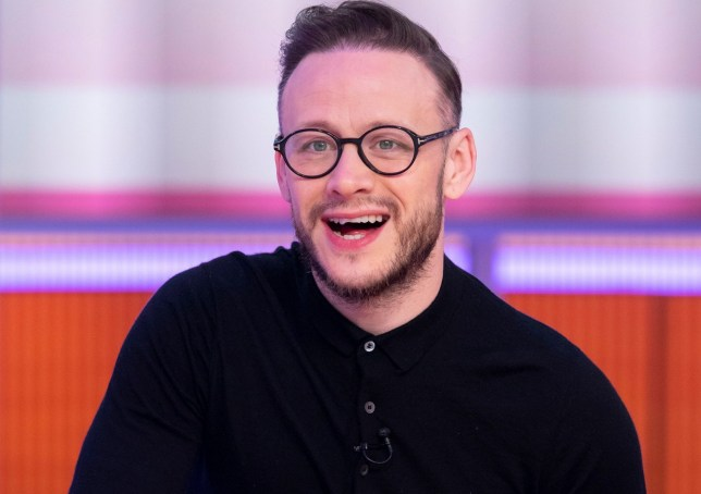 Editorial use only Mandatory Credit: Photo by Ken McKay/ITV/REX/Shutterstock (10122749h) Kevin Clifton 'Good Morning Britain' TV show, London, UK - 28 Feb 2019