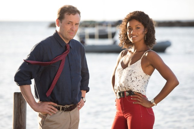 When is Death in Paradise season nine out on BBC One?