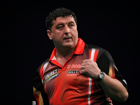 Mensur Suljovic keeps up superb Premier League Darts record in win over James Wade