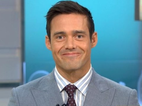 Spencer Matthews apologises to Good Morning Britain viewers over 'wooden' debut