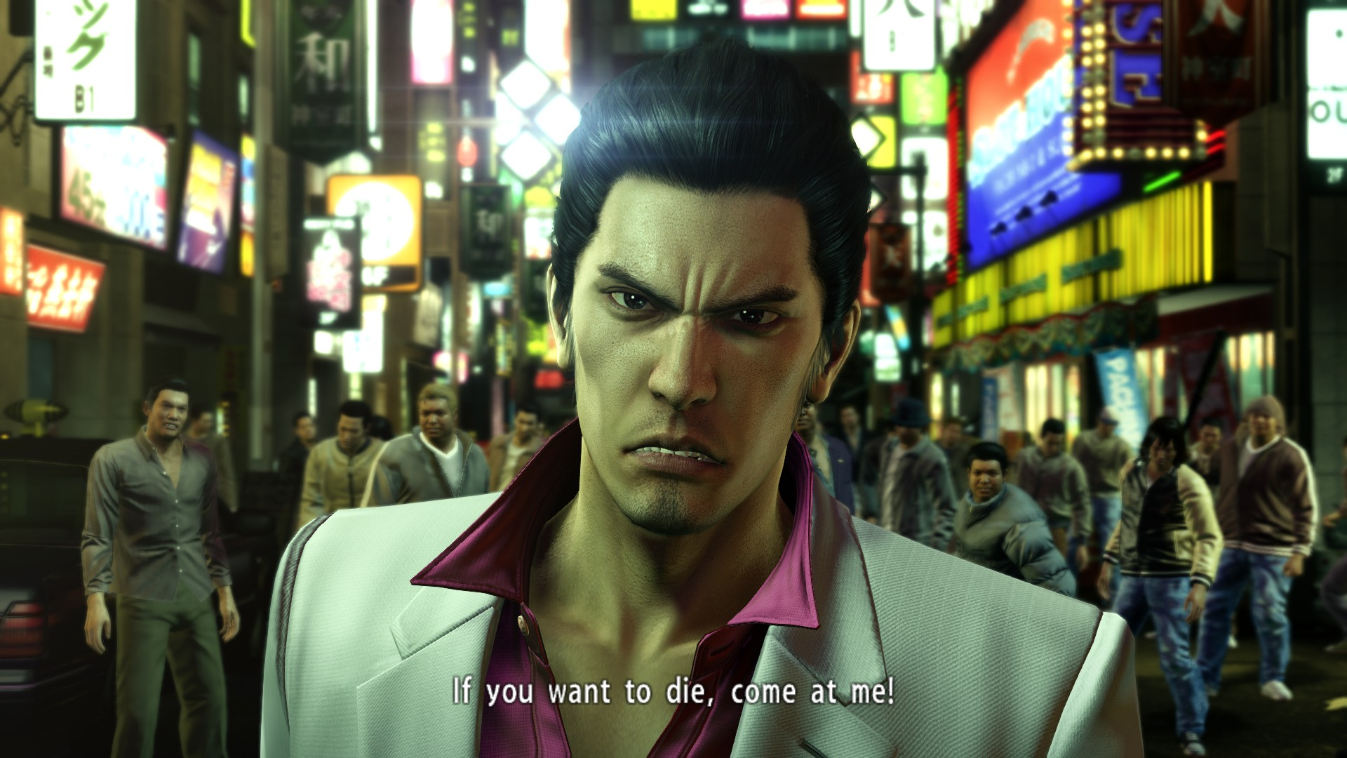 Yakuza Kiwami (PC) - The Dragon of Dojima is not to be messed with
