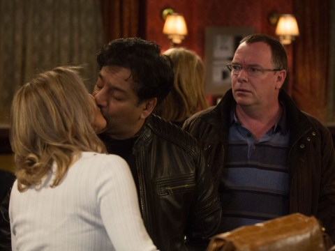 EastEnders spoilers: Ian Beale left stunned by Kathy and Masood Ahmed bombshell