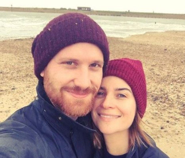 Camilla and Jack have got married in secret