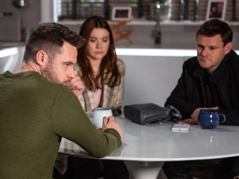 Emmerdale spoilers: Aaron Dingle betrays Robert Sugden after hiding a baby secret?