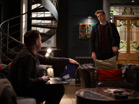 Emmerdale spoilers: Aaron Dingle and Robert Sugden in crisis over surrogacy plans?