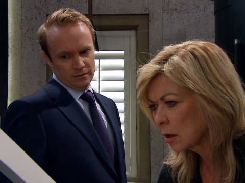 Emmerdale spoilers: Kim Tate gets the shock of her life tonight