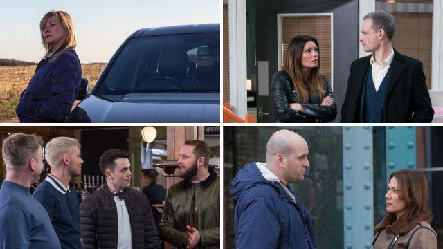 10 soap spoilers: Kim Tate is back in Emmerdale, Coronation Street revenge, EastEnders seduction, Hollyoaks violence