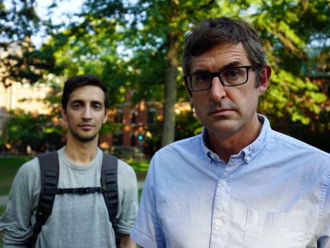 The Night in Question: How Louis Theroux became the victim of his own documentary when he met Saifullah Khan