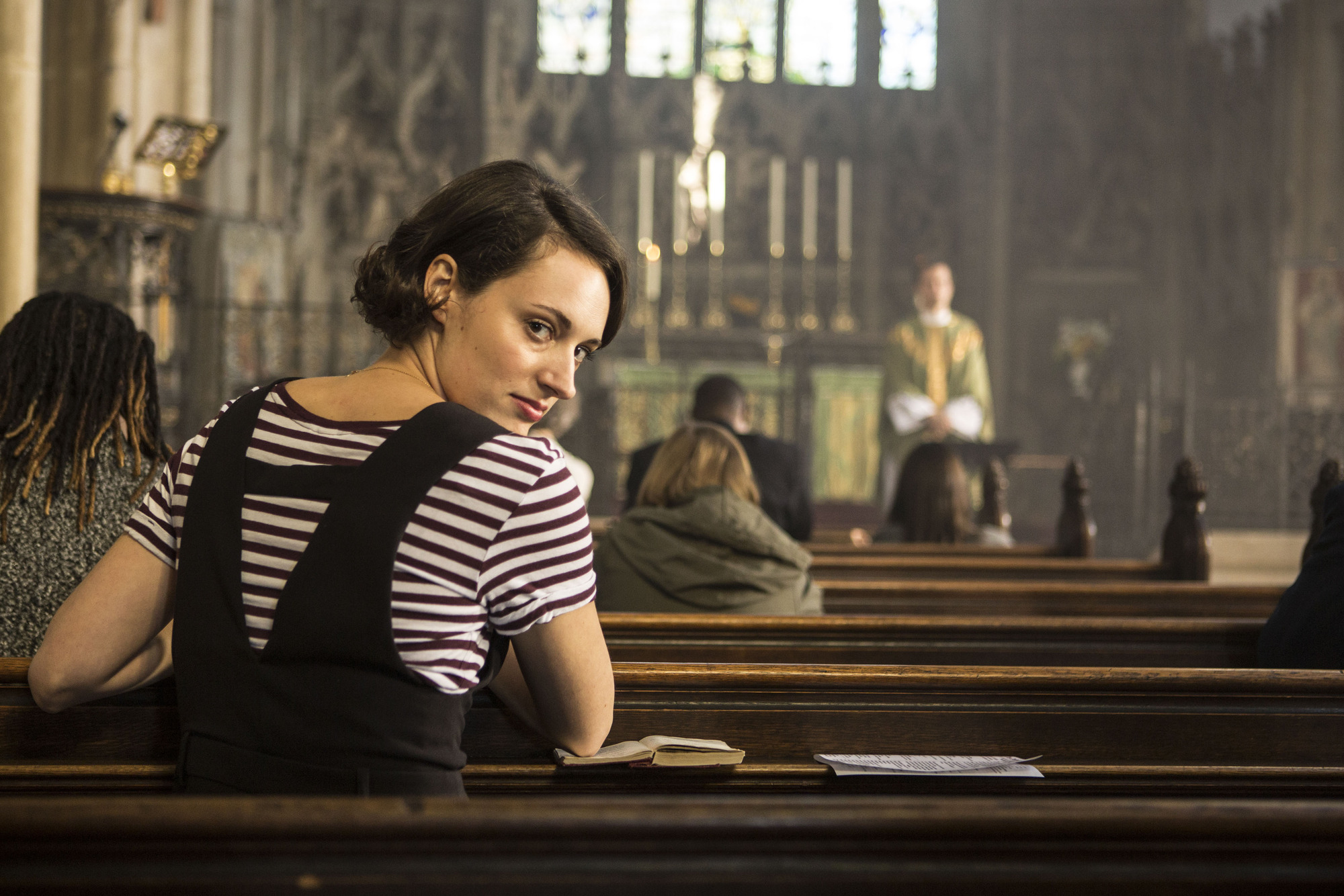 Why is BBC series Fleabag ending after season 2?