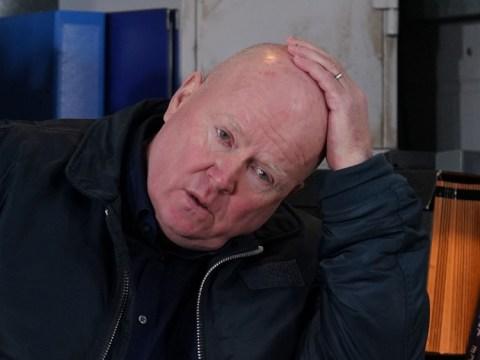 EastEnders spoilers: Phil Mitchell takes drastic action as money worries worsen