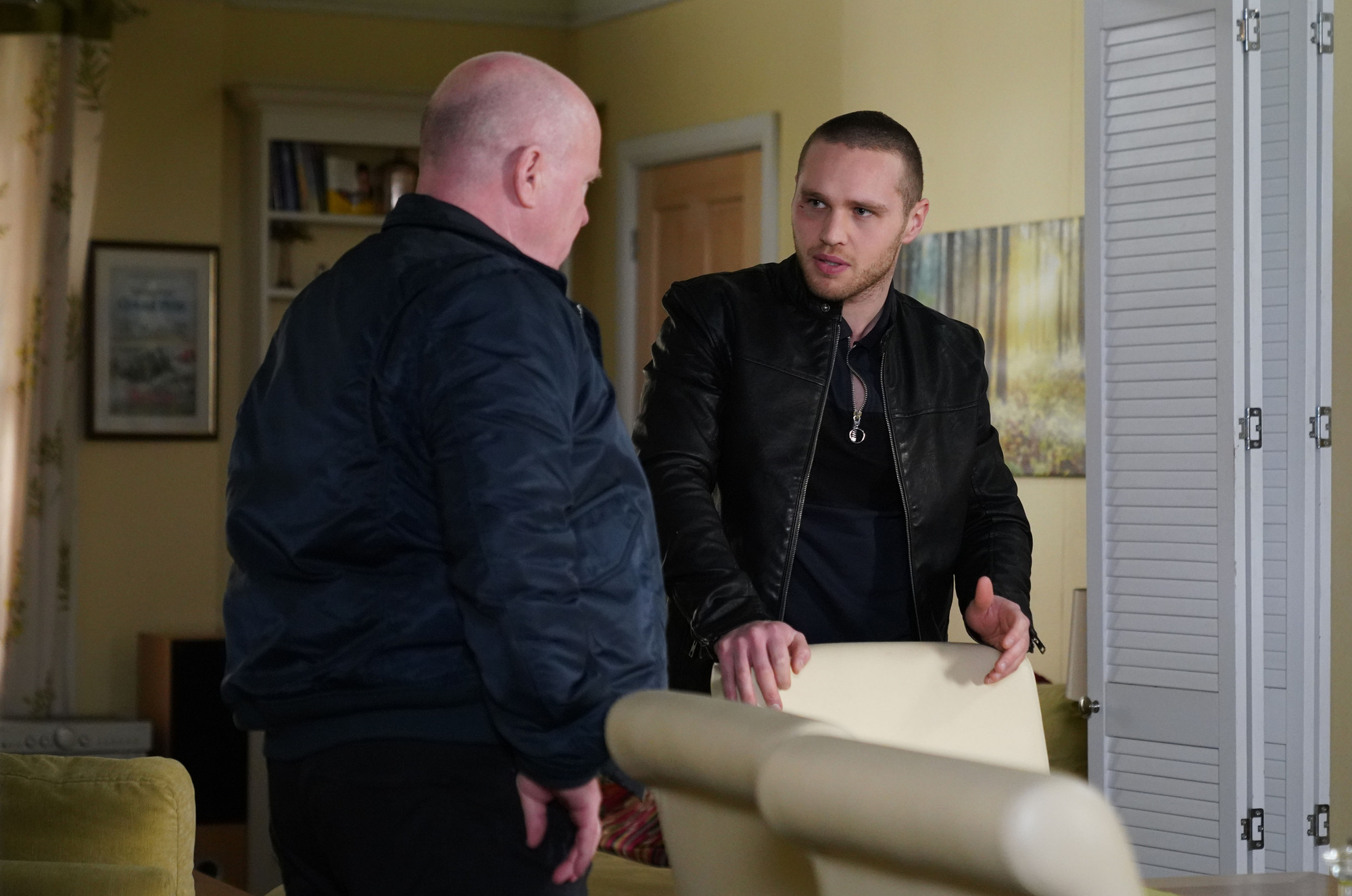 EastEnders spoilers: Phil and Ben Mitchell line up danger for Keanu Taylor