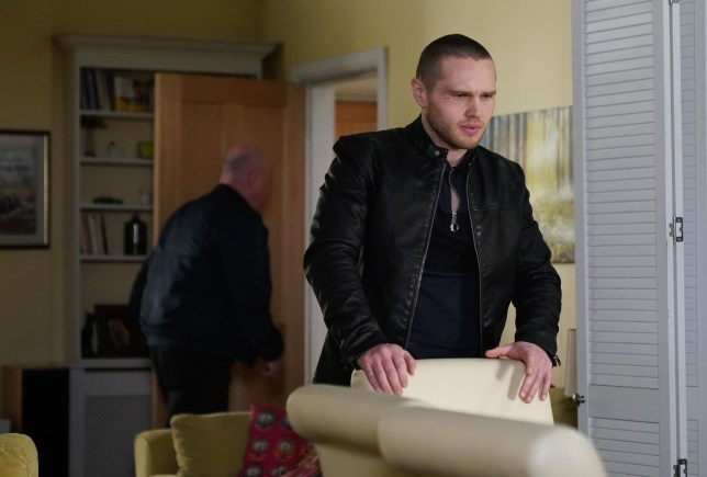 Keanu Taylor (Danny Walters) is in for a shock