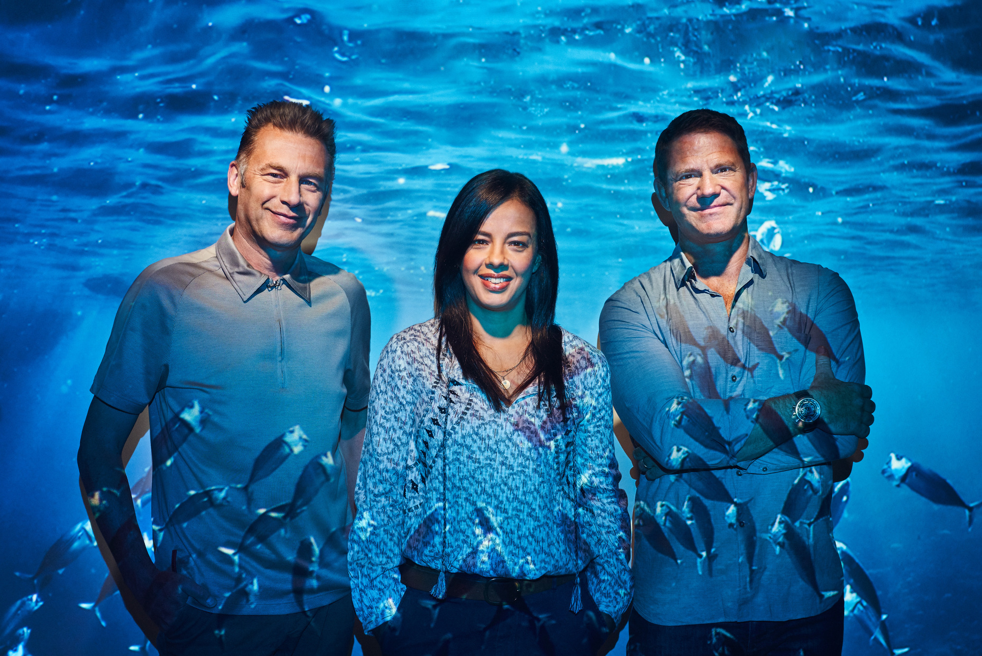 What time is Blue Planet Live on BBC One tonight and when is it on this week?