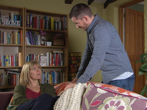 Emmerdale spoilers: Rhona Goskirk and Pete Barton shock split over cheating confession?