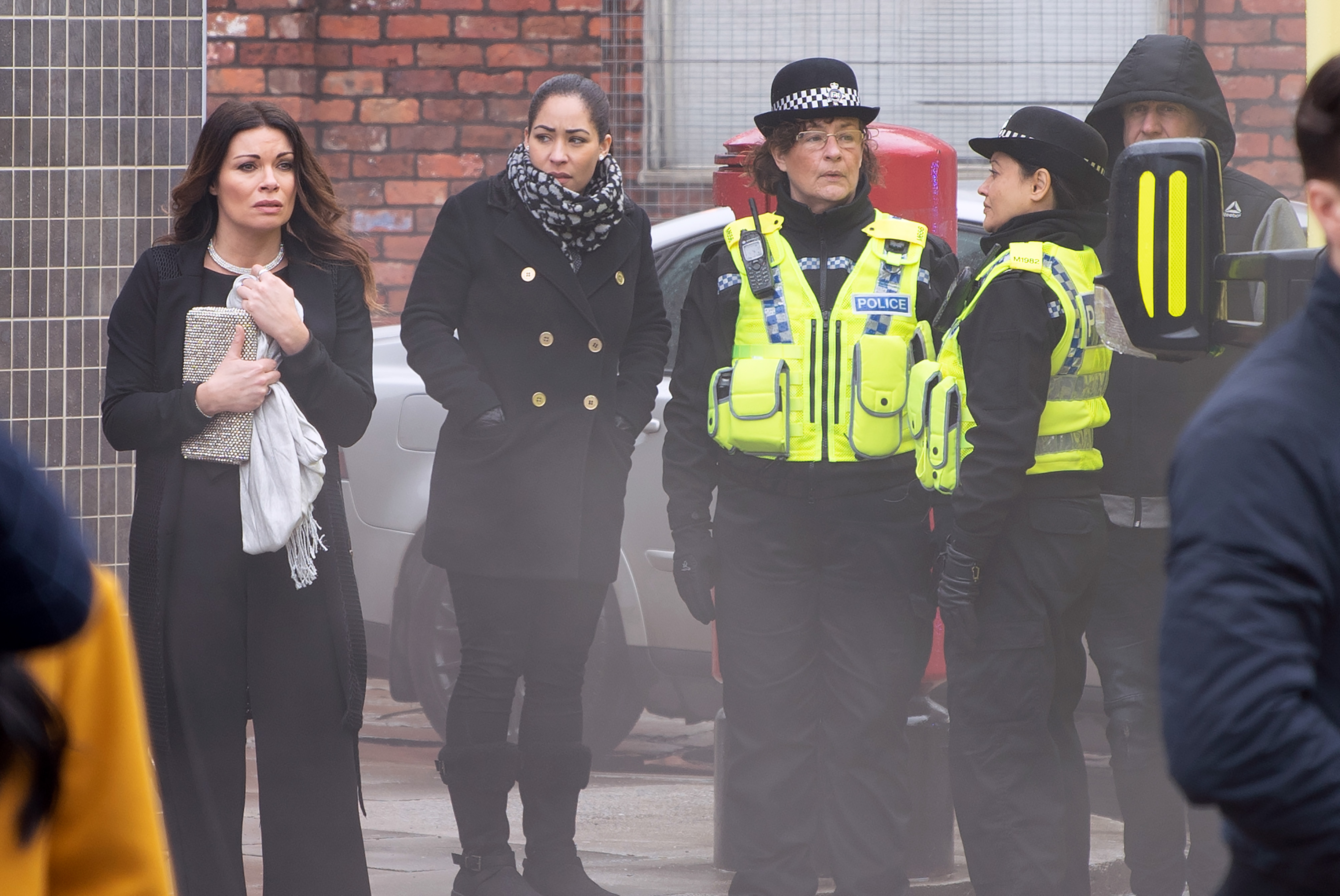 Coronation Street spoilers: Alison King hints Carla could be involved in roof collapse death after all