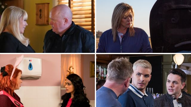 25 soap spoilers: Kim Tate's Emmerdale revenge, Corrie and EastEnders returns, Hollyoaks racist attack