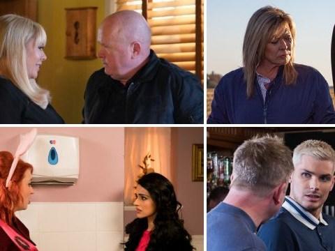 25 soap spoilers: Kim Tate's Emmerdale revenge, Corrie and EastEnders returns, Hollyoaks racist attack