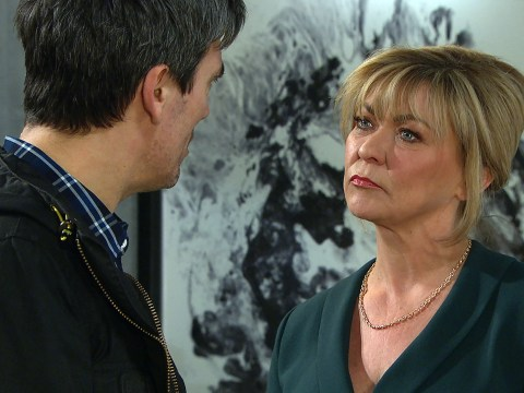 Emmerdale spoilers: Kim Tate drops a huge bombshell that leaves Cain Dingle stunned amid Joe Tate drama