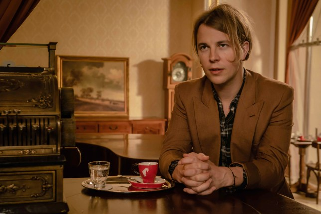 Tom Odell has been unveiled as an ambassador for Julius Meinl coffee (Picture: Julius Meinl)