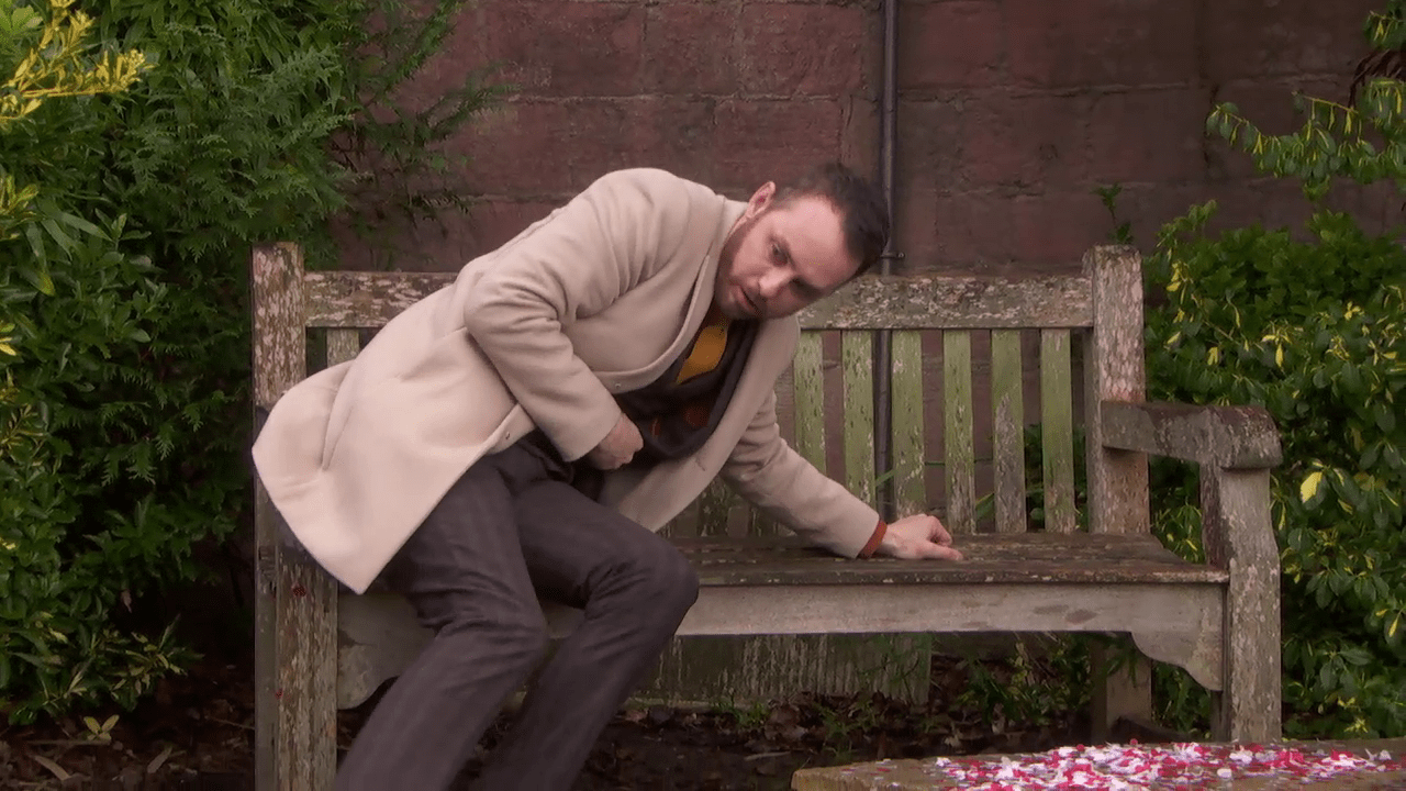 James could die in Hollyoaks