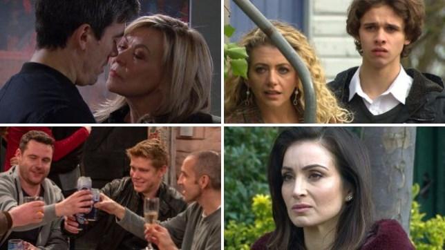 Emmerdale spoilers for Kim Tate, Maya, Jacob, Cain, Aaron, Robert and Leyla