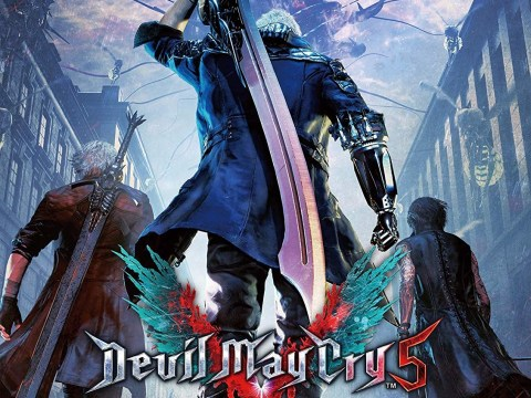Devil May Cry 5 is the new UK number one – Games charts 9 March