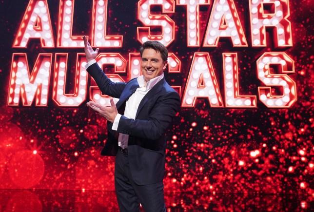 John Barrowman hosting ITV's All Star Musicals