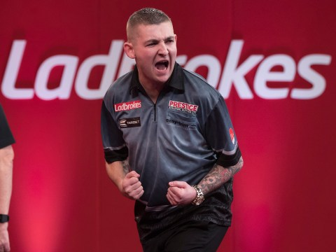 Nathan Aspinall: There's a changing of the guard, the young lads are about to dominate darts