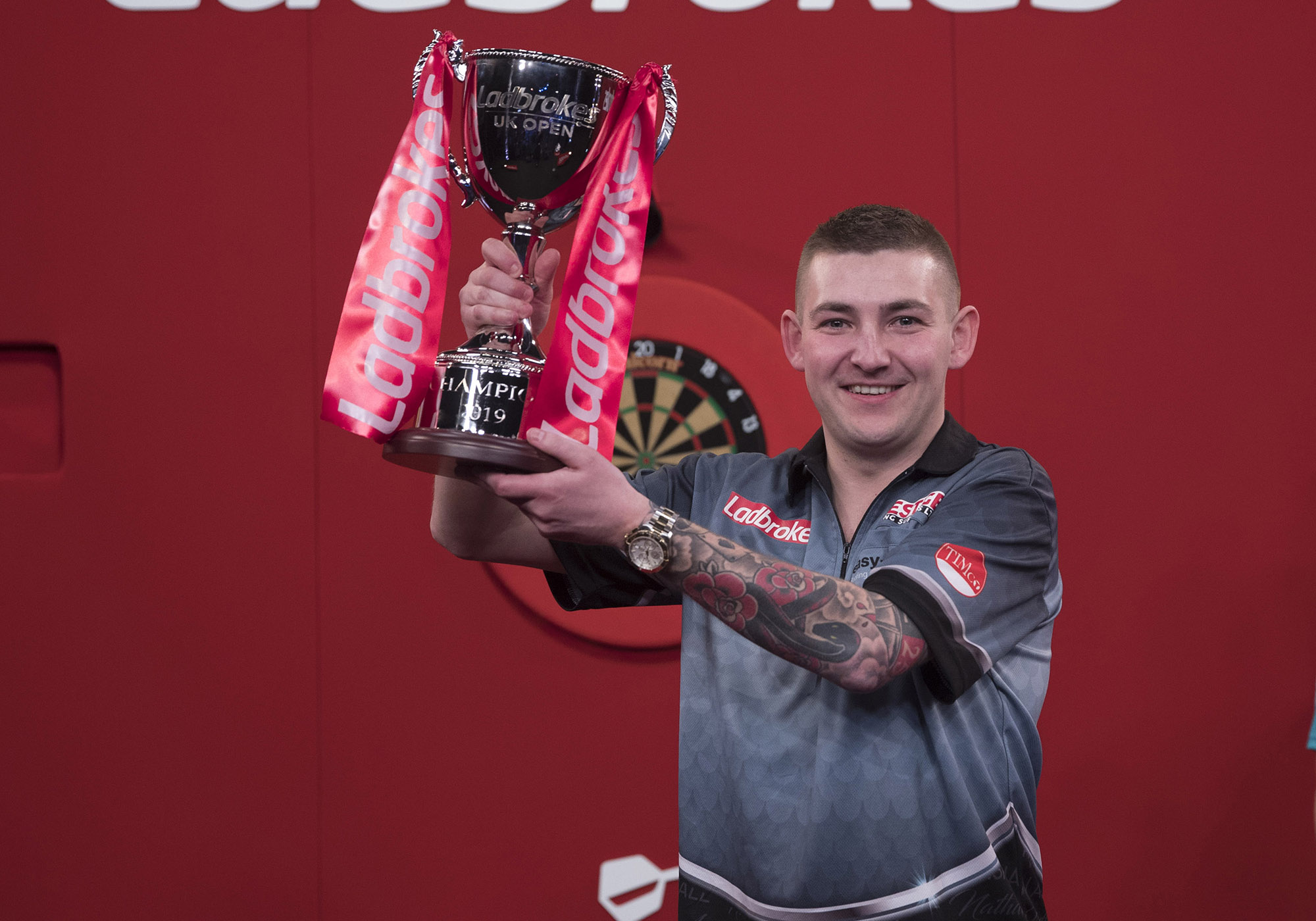 Five things we learned from the 2019 UK Open as new powers rise on the oche