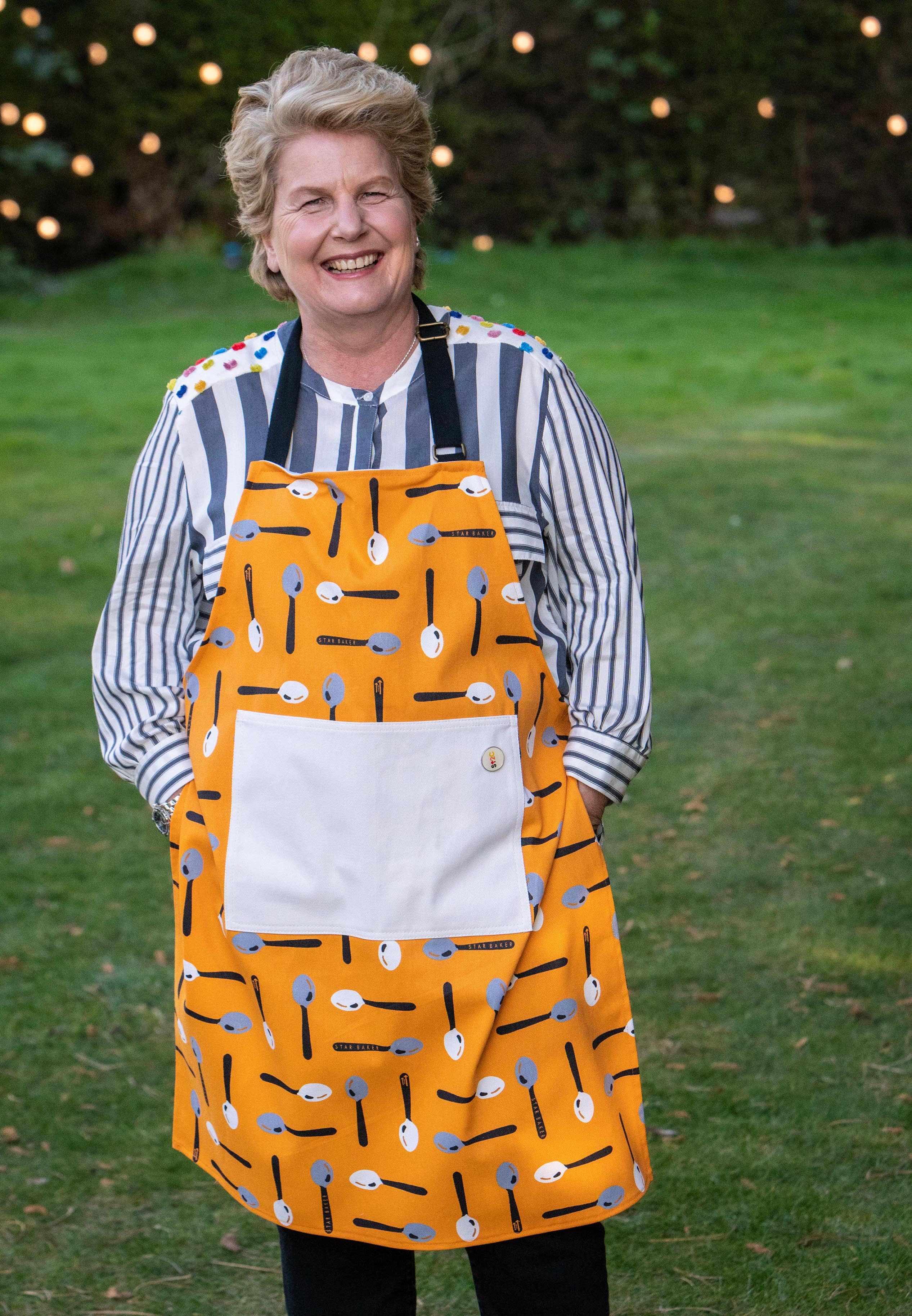 Sandi Toksvig becomes Celebrity Bake Off competitor after Big Narstie falls ill