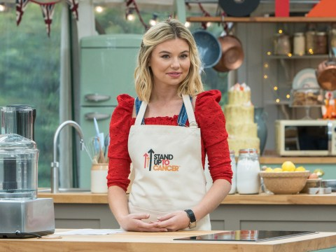 When did Georgia Toffolo win I'm A Celebrity and what has she done since as she takes on Celebrity Bake Off?