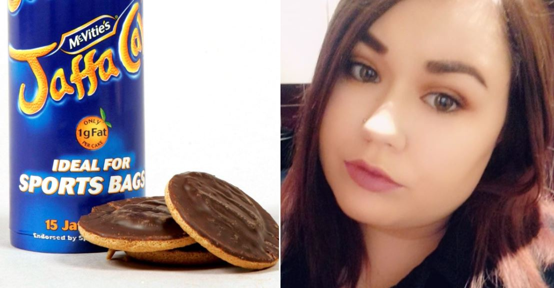 Mum choked to death on Jaffa Cakes while seeing how many she could fit in her mouth