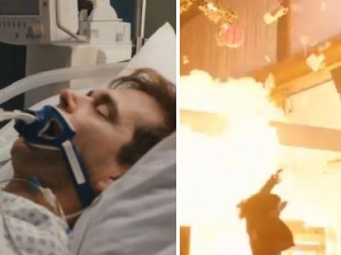 Casualty spoilers: First look at explosive spring trailer sees terror for Connie and Iain's fresh pain
