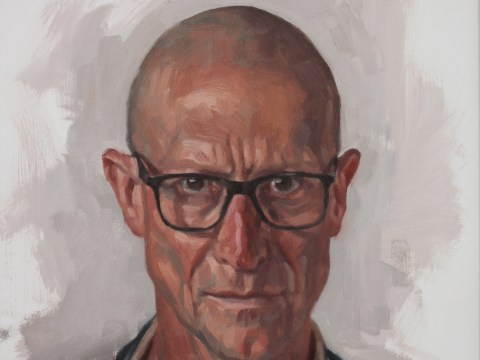 I painted a self-portrait every week to get myself through four months of chemotherapy