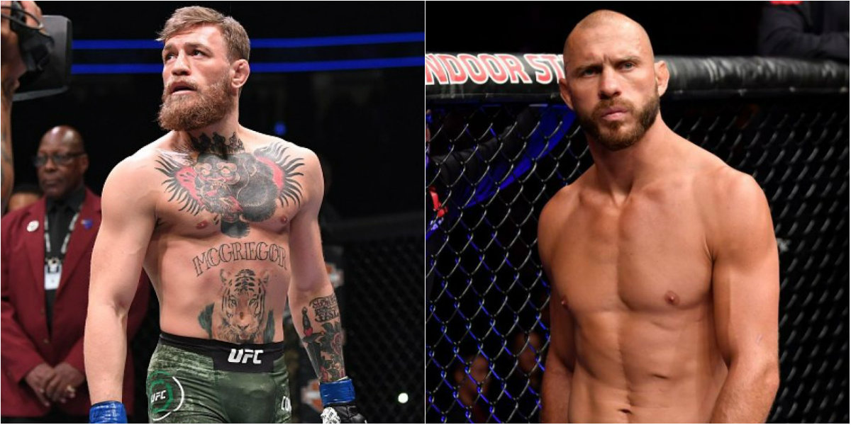 Conor McGregor refusing to fight Donald Cerrone as co-main event, says Joe Rogan