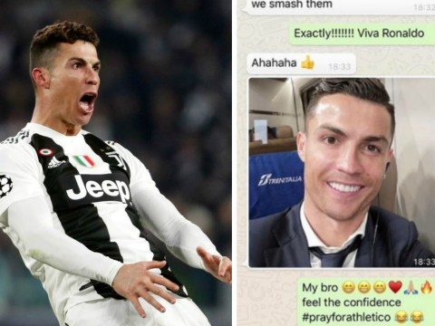 Patrice Evra reveals Cristiano Ronaldo's WhatsApp prediction before Juventus heroics