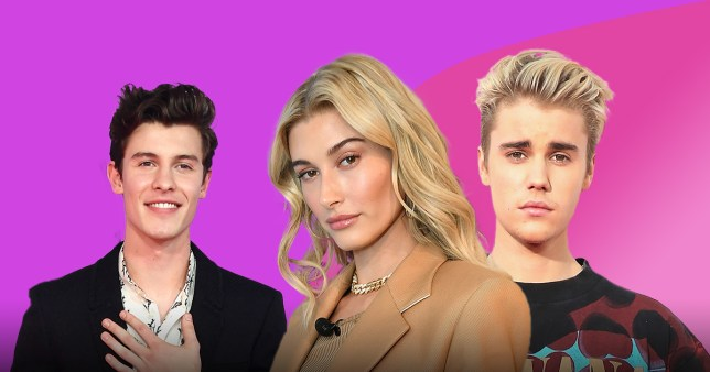 Justin Bieber says 'relax' as Shawn Mendes likes Hailey